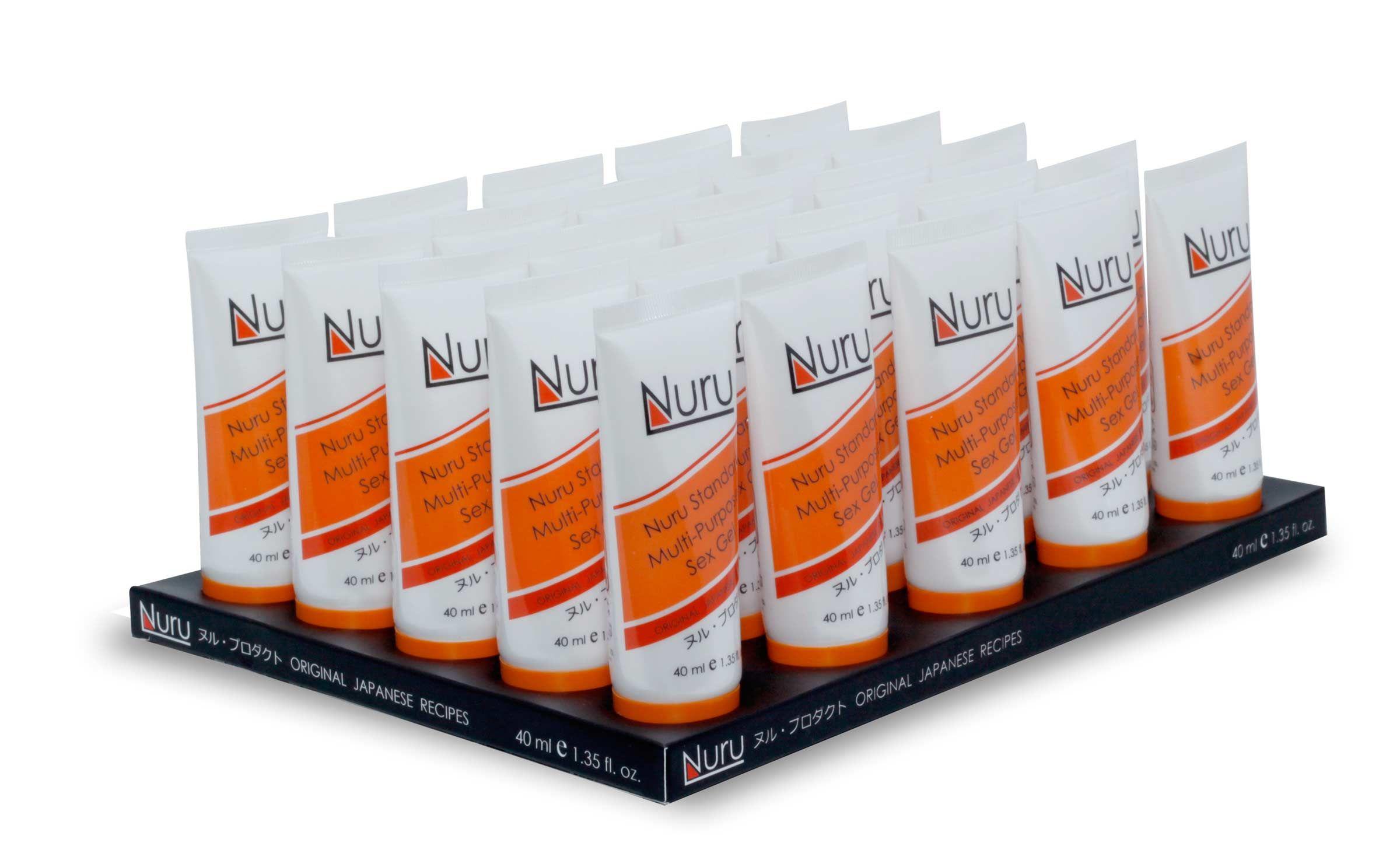 Nurux Extract Powder Nuru Massage Gel 10 Capsule by Nuru Guru