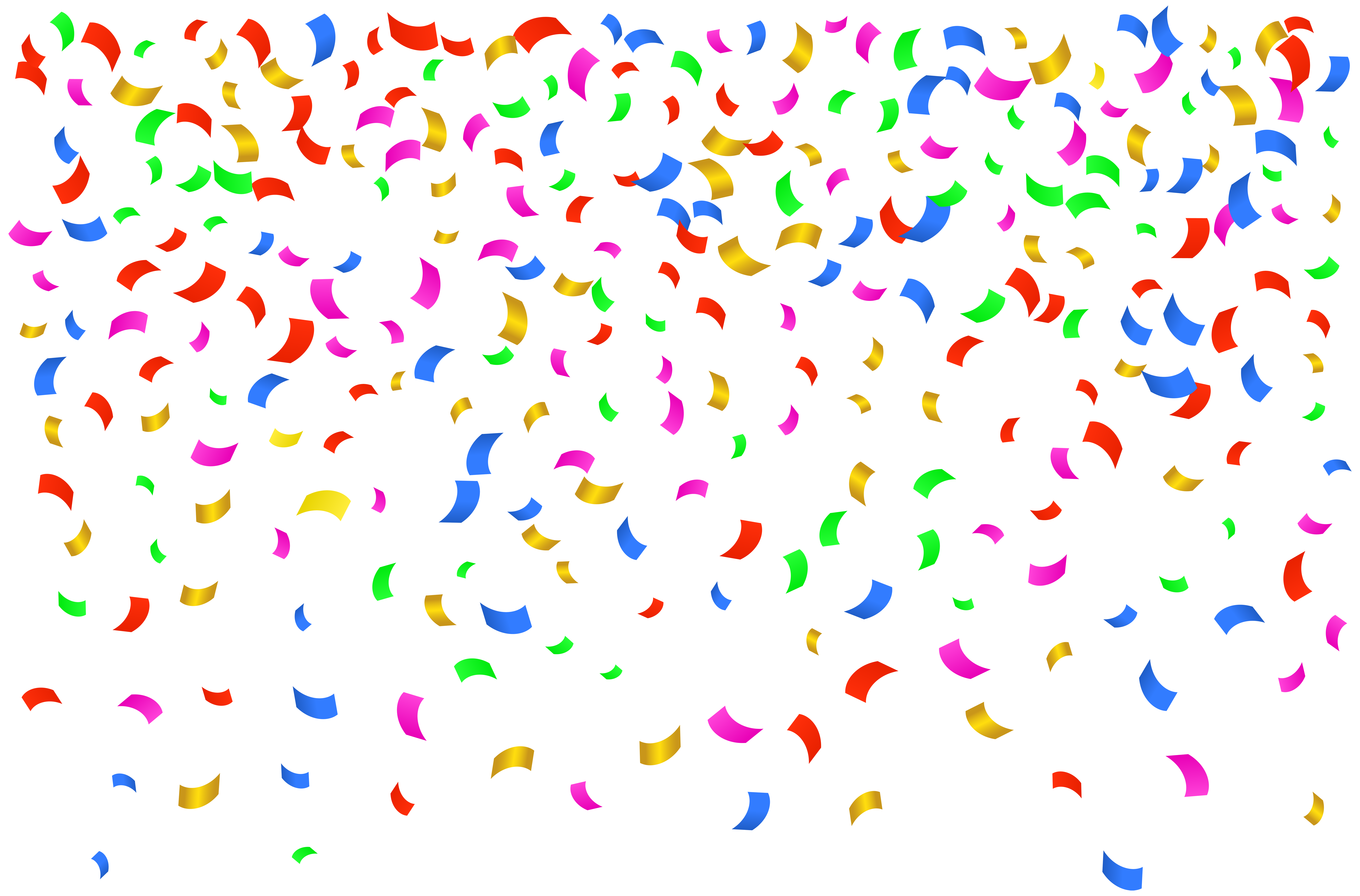 Confetti Transparent Png Clip Art Image Free Clip Art Clip Art Happy Birthday Png