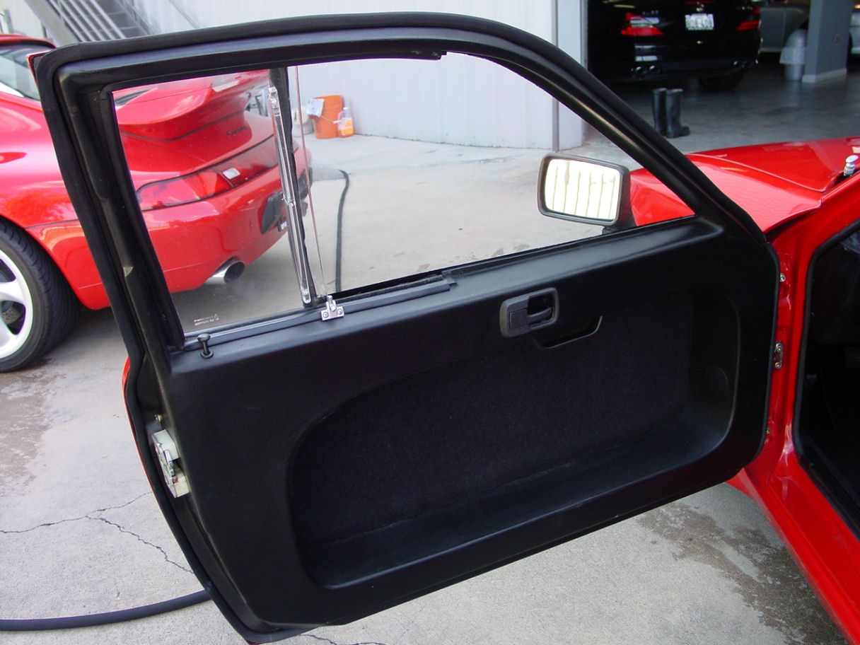 924 GTS lightweight door panel & 924 GTS lightweight door panel | Ideas for the House | Pinterest ...