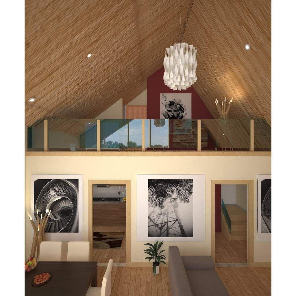 Best Greenterrahome Prefab Home Kit A Frame 3Br 2Ba 1280Sf 400 x 300