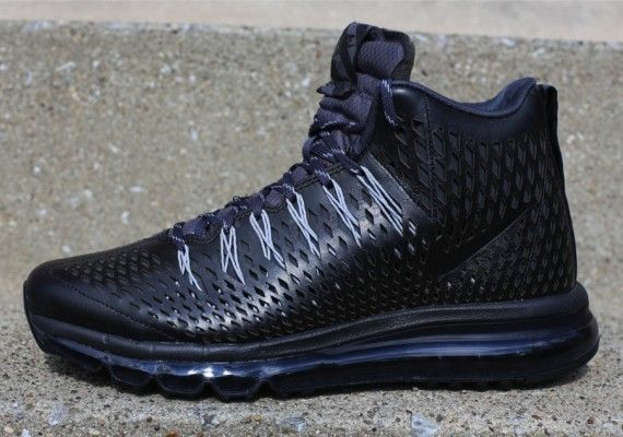 nike air graviton black anthracite 4 570x400 Nike Air Max Graviton Black  Anthracite