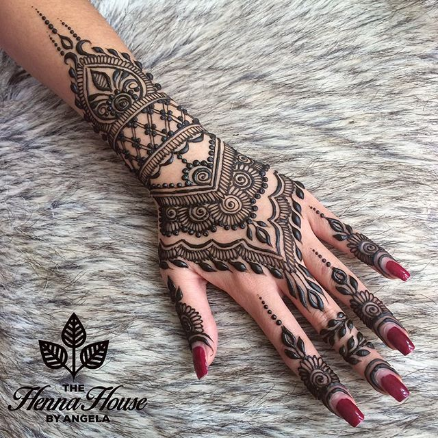 The Henna House By Angela Hennabyang On Instagram Photo September 5  Henna