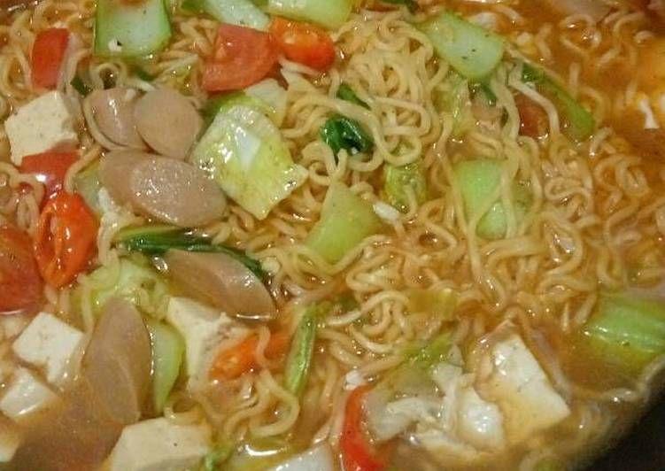 Resep Indomie Soto Pedas Segar Oleh Yanti S Kitchen Resep Resep Masakan Resep Makanan
