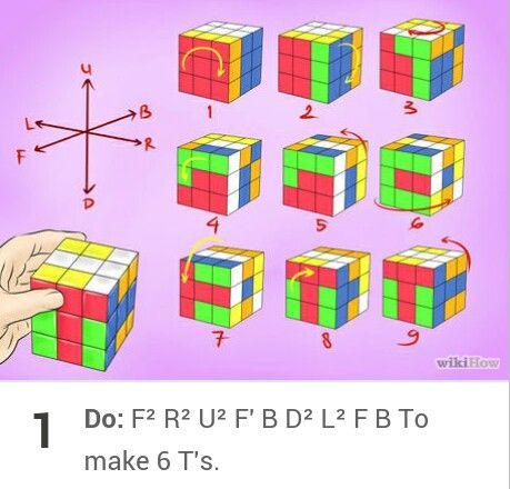 Armar Rubik Hacer Cubo Rubik Resolver Cubo De Rubik Armar Cubo Rubik