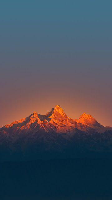 Mountain Range Wallpaper IPhone 6S Plus