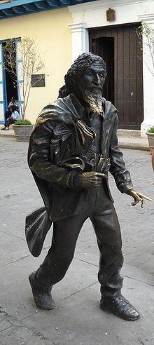 """""""El caballero de Paris"""", Havana, Cuba"""