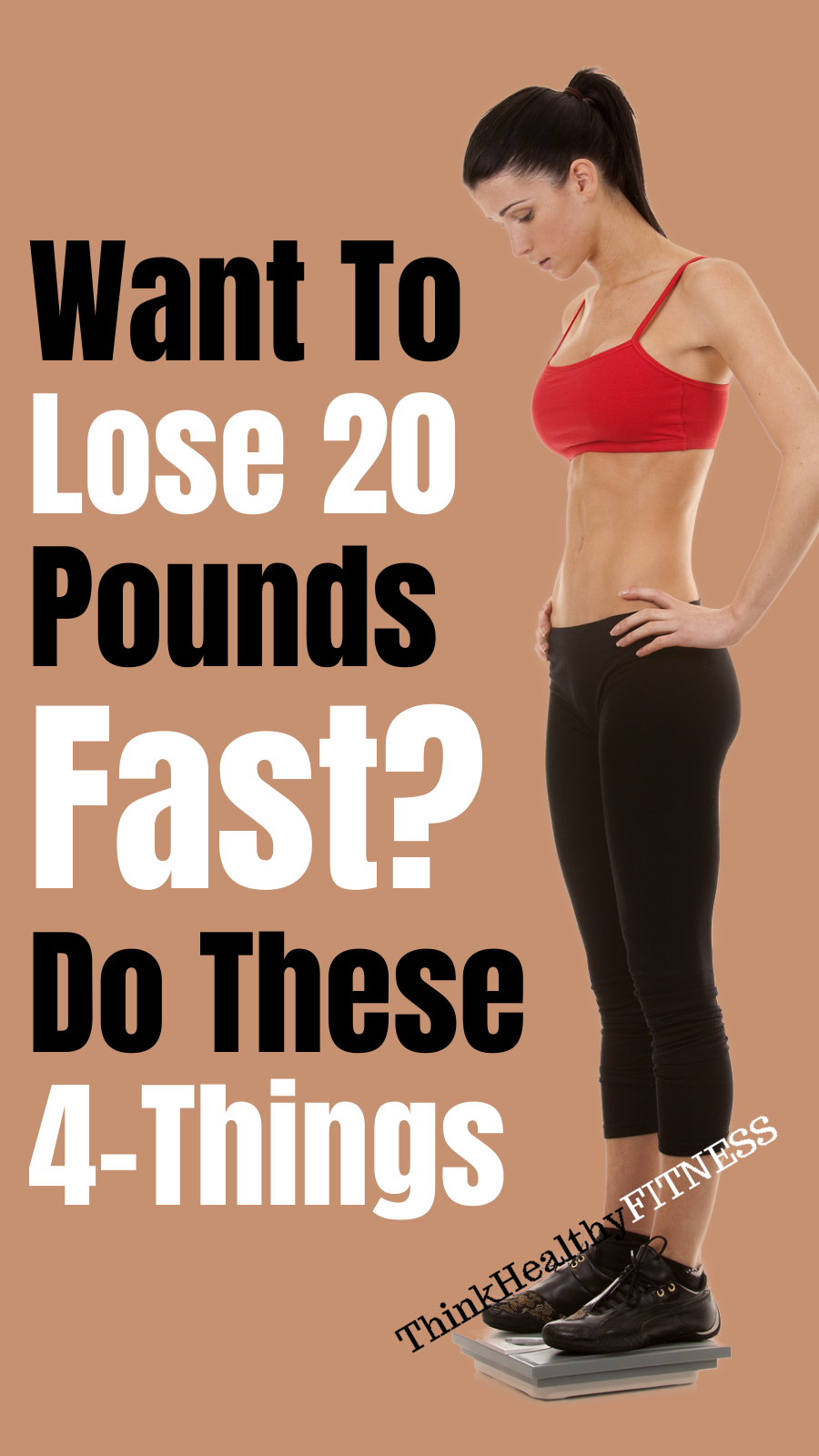 How to lose 20 Pounds FAST!