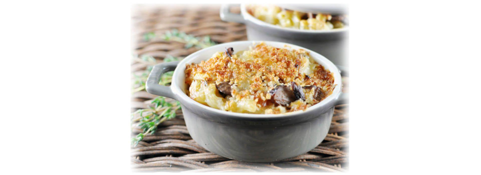 Wild Mushroom Mac And Cheese Recipe Mac Cheese Food Recipes
