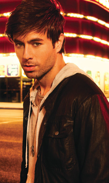 Enrique Iglesias. God has blessed us with some seriously gorgeous men on this planet.