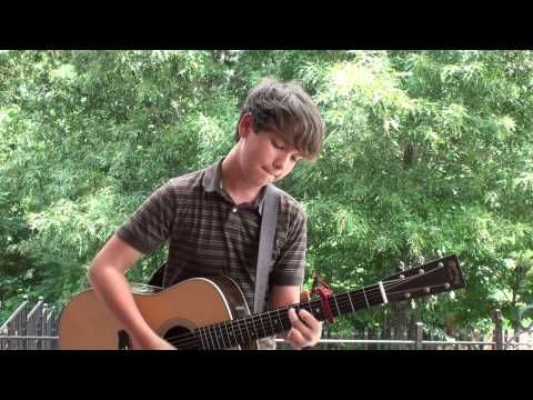 Redeemed Big Daddy Weave Guitar Cover By Drew Greenway Awsome