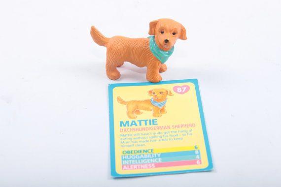 Puppy In My Pocket Mattie Dachshund