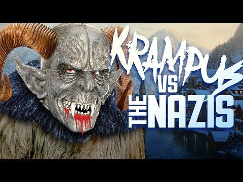 KRAMPUS The History of the Christmas Devil Laughing Historically