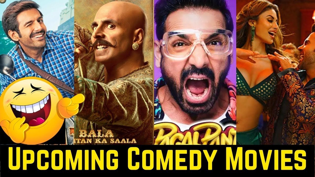 From Housefull 4 To Pagalpanti Bollywood Upcoming Comedy Movies 2019 Comedy Movies Movies 2019 Romantic Comedy Film
