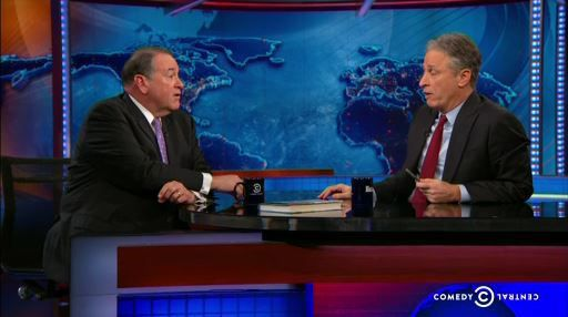 Republican presidential wannabe Mike Huckabee - a recent extreme critic of everything Beyoncé - obviously thought he was still on Fox News and anticipated soft questions when he went on The Daily S...