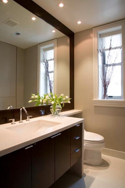 24+ Modern bathroom mirrors ideas diy