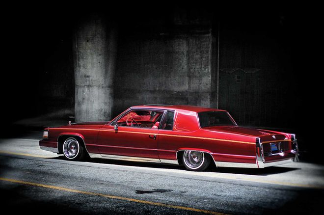 1983 CADILLAC COUPE DEVILLE – LOVE HER MADLY