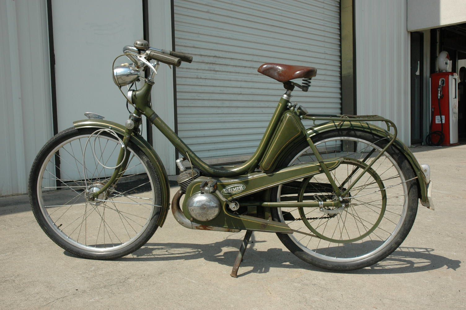 Image result for 1955 moped