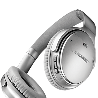 Hear what matters most with QuietComfort 35 Wireless Headphones from Bose. World-class noise cancellation with premium audio performance.