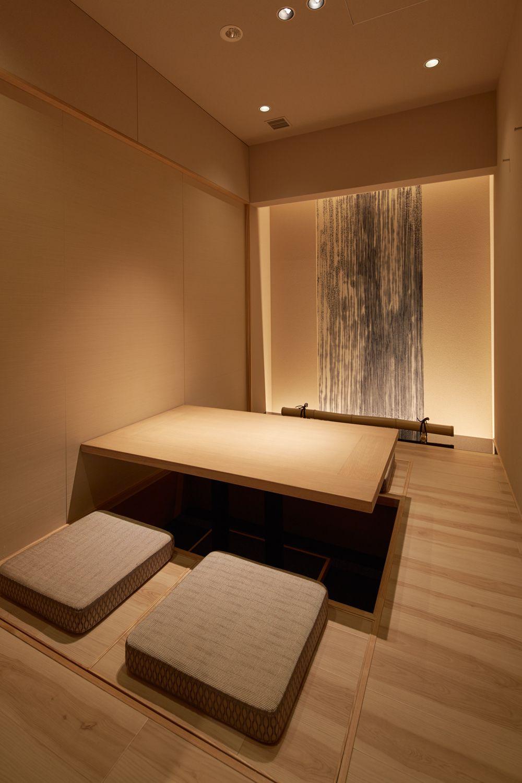 日本料理 ささら庭 japanese modern ideas interior 日式