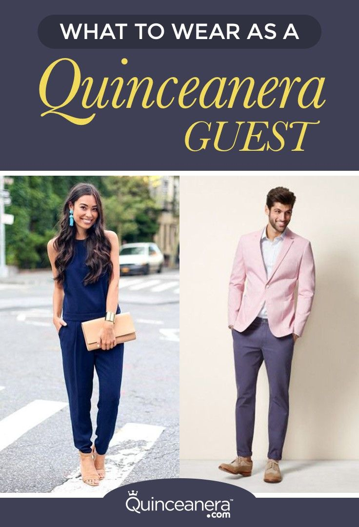 Quince Problem: What to Wear as a Quinceanera Guest  Quinceanera