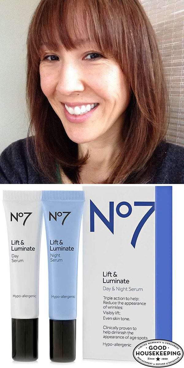 REVIEW: Boots No7 Lift and Luminate Day and Night Serum | B