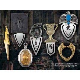 Harry Potter Bookmarks 7er Set The Horcrux Collection | Captain Hook Merchandise