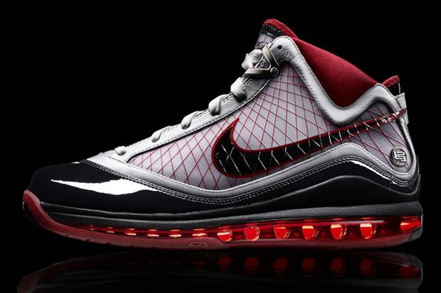 Nike Air Max Lebron Vii Sneakers Fashion Most Expensive Basketball Shoes Nike Air Max