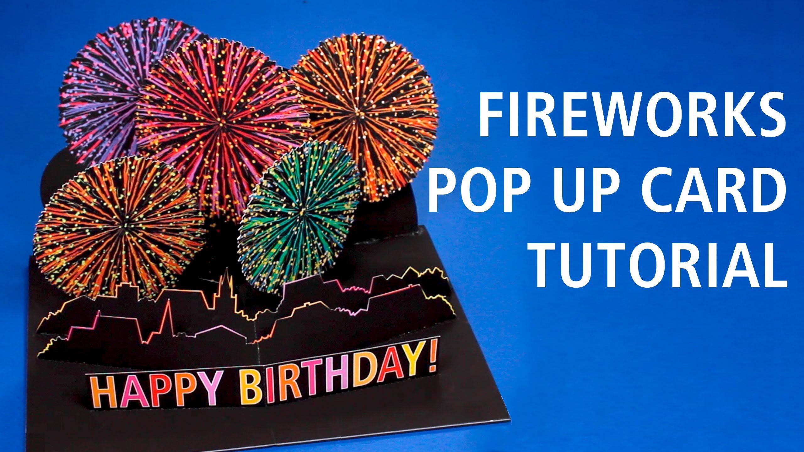 Download The Template For Free Http Peterdahmen De Pd Papierdesign Html Fireworks Http Peterdahmen De Fireworks Pop Up C Pop Up Cards Card Tutorial Pop Up
