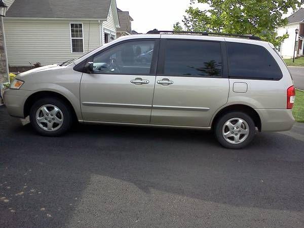 Make Mazda Model Mpv Year 2001 Exterior Color Tan Interior Color Beige Vehicle Condition Excellent For More Colorful Interiors Exterior Colors Mazda