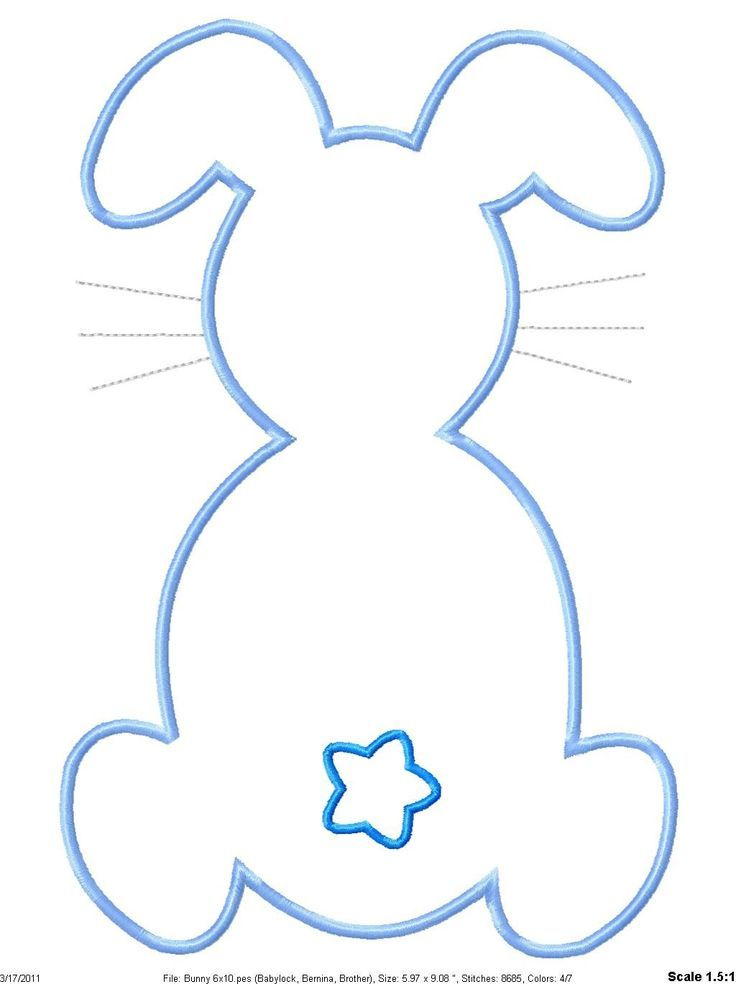 Afbeeldingsresultaat voor bunny face template printable bunny - copy coloring book pages of rabbits