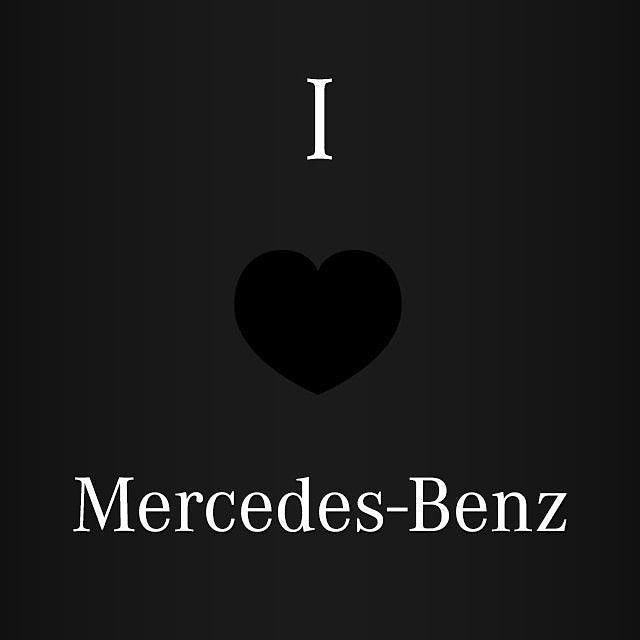 Enough said.   #mercedes #benz