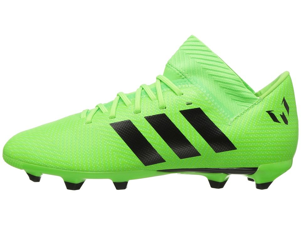 d78e0bb96 adidas Kids Nemeziz Messi 18.3 FG Soccer (Little Kid/Big Kid) Kids Shoes  Zest/Black/Red