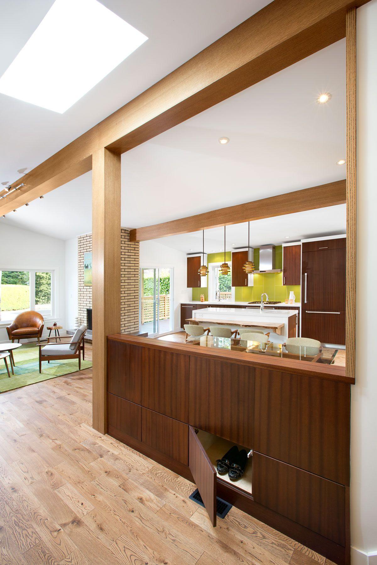 Perfect Retro Revival   Midcentury   Kitchen   Vancouver   Sarah Gallop Design Inc.