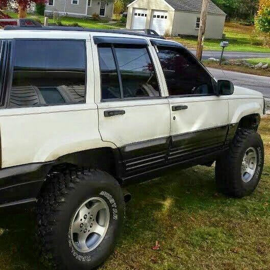 Lifted Jeep Grand Cherokee Jeep Jeep Zj Lifted Jeep