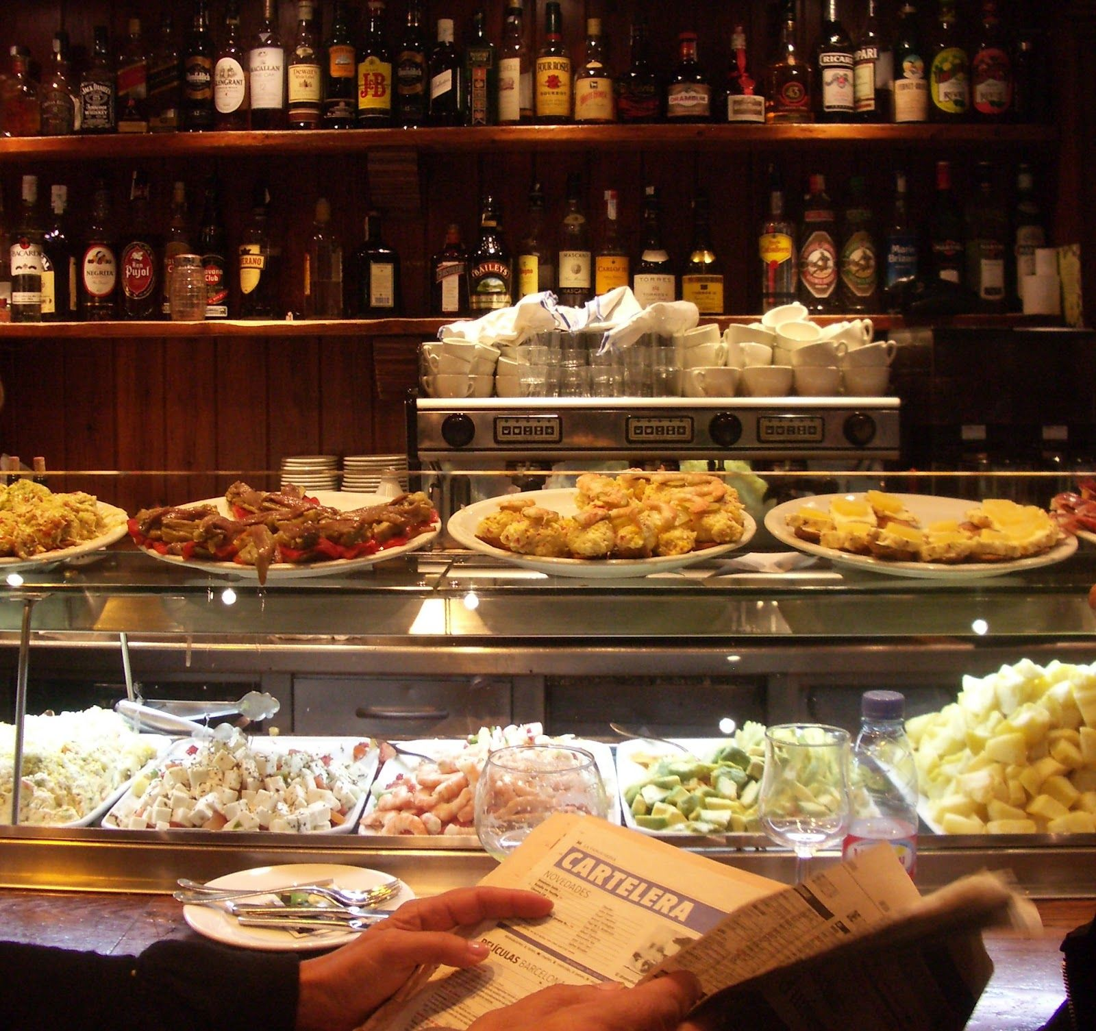 The Ultimate Barcelona Food Guide Food Guide Barcelona Food Food