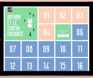 Place Ste-Foy offre un calendrier de l'avent interactif et ludique   ActusMédias