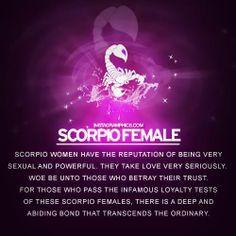 PINK scorpion pictures for females - Google Search