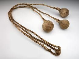 The bola has been used for hundreds of years in hunting and in warfare. Deceptively simple in design, it consists of three weights at the end of cords that are attached to one another. It is held where the cords join, spun around the head, then thrown at the target. The weights wrap the cords … Continue reading Making a Bola
