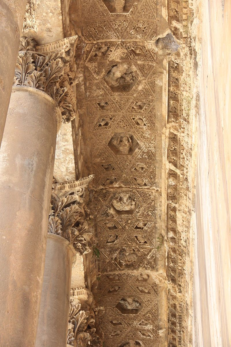 Baalbeck (Liban) - période romaine - décor