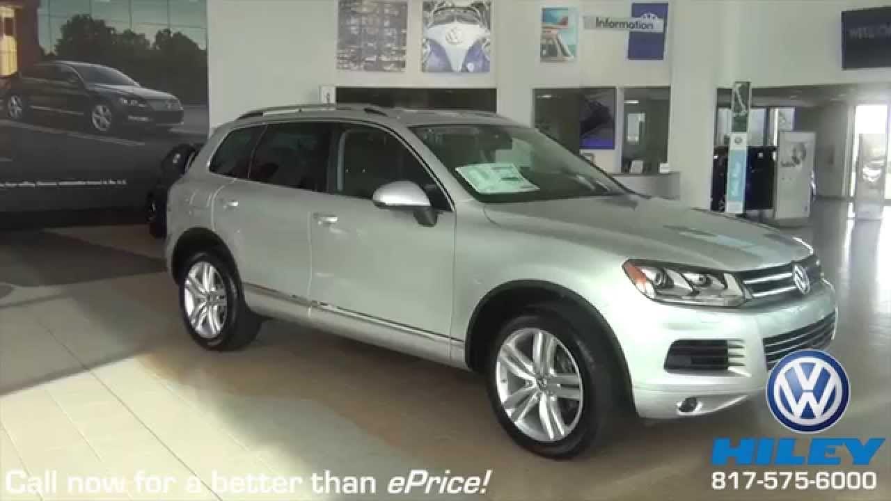 Dfw Tx 2014 2015 Volkswagen Touareg Vs Kia Sorento