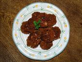 Photo of Delicious meatballs Ingredients: • 275g vegan minced meat …..