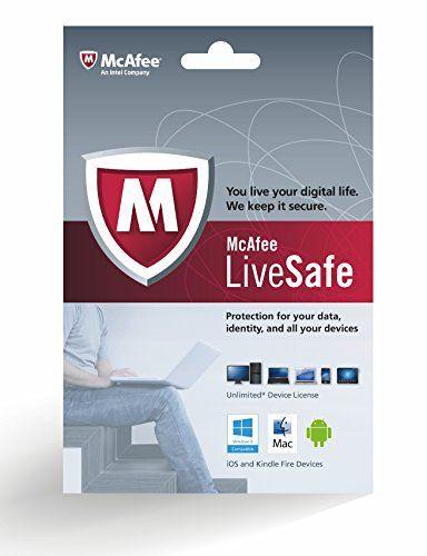 Mcafee Livesafe Online Code Http Www Rekomande Com Mcafee