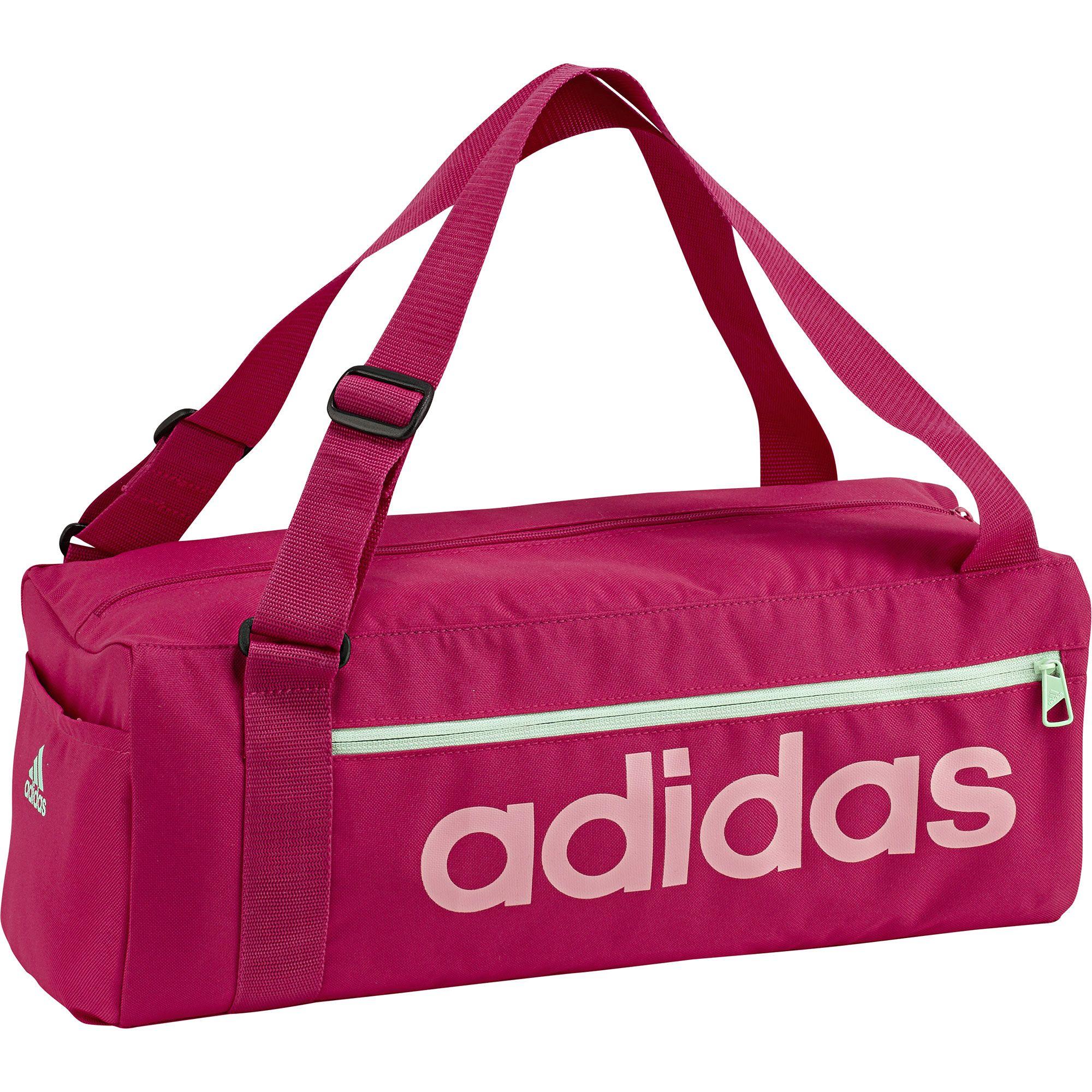 0bb43f0b4a38a Bolsa Duffle Linear PP Feminina adidas   adidas Brasil   SCREENSHOT ...