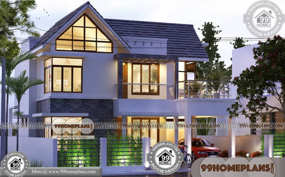 Most Economical House Plans 90 Double Story House Design Plans Small Contemporary House Plans House Arch Design Latest House Designs