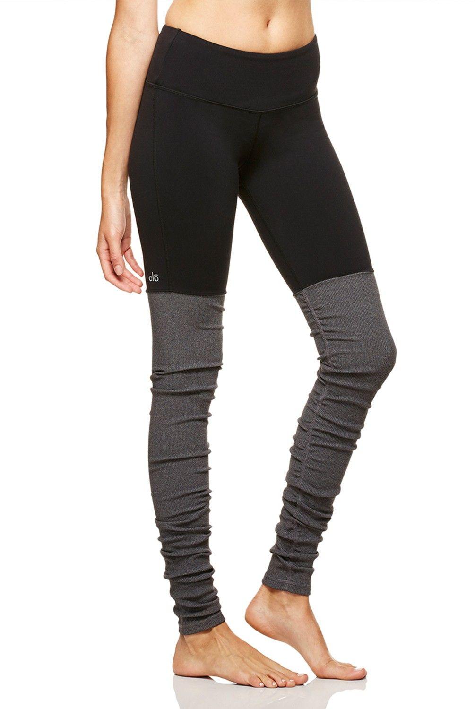 ba60da7971161 Alo Yoga Goddess Ribbed Legging in 2019 | yoga | Yoga leggings, Yoga ...