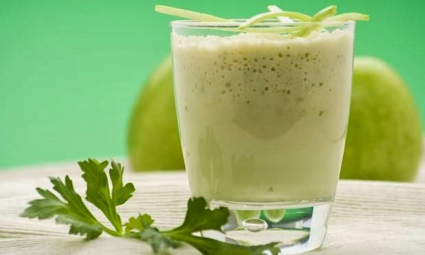 Beleza Detox: Shake de chá verde com abacaxi