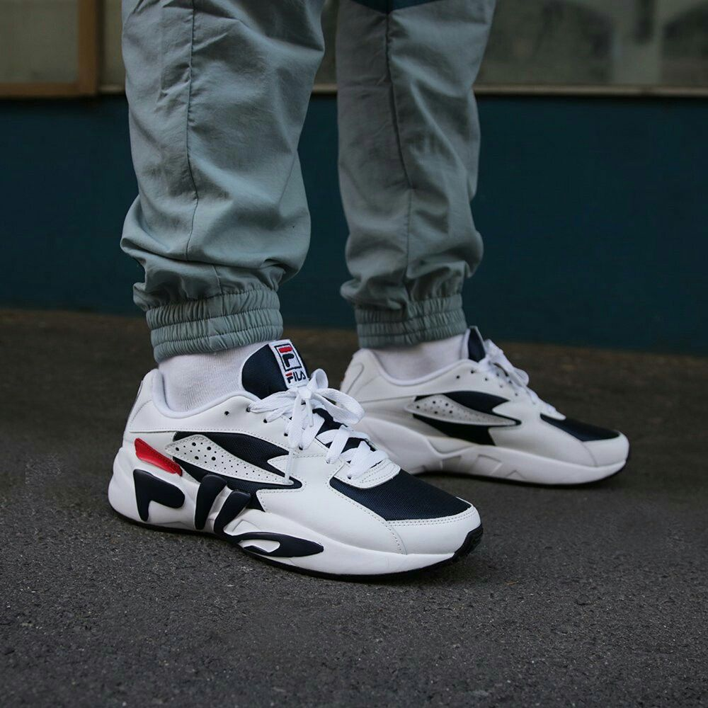 ff35c0f4599c FILA MINDBLOWER #Sneakerhead #anos 90 | Fila in 2019 | Shoes ...