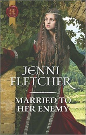 Spotlight & Giveaway: Married to Her Enemy by Jenni Fletcher | Harlequin Junkie | Blogging Romance Books | Addicted to HEA :)