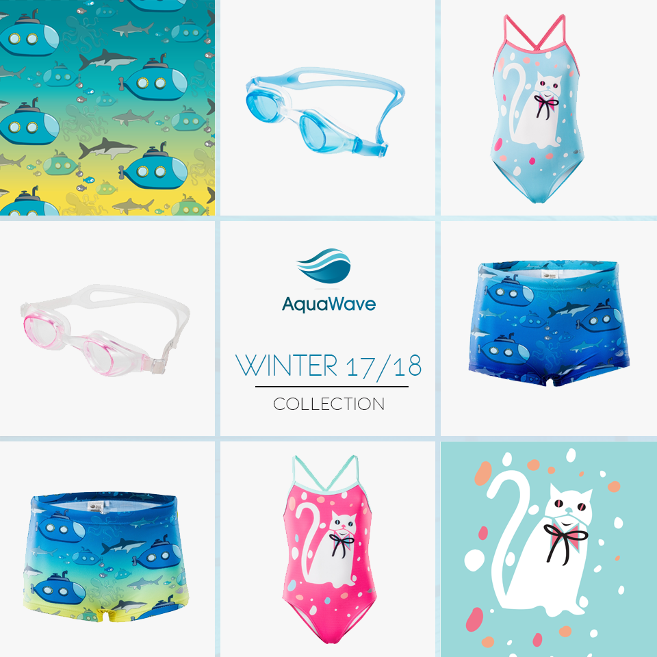 Swimsuits Kids Collection Aquawave Kids Collection Swimsuits