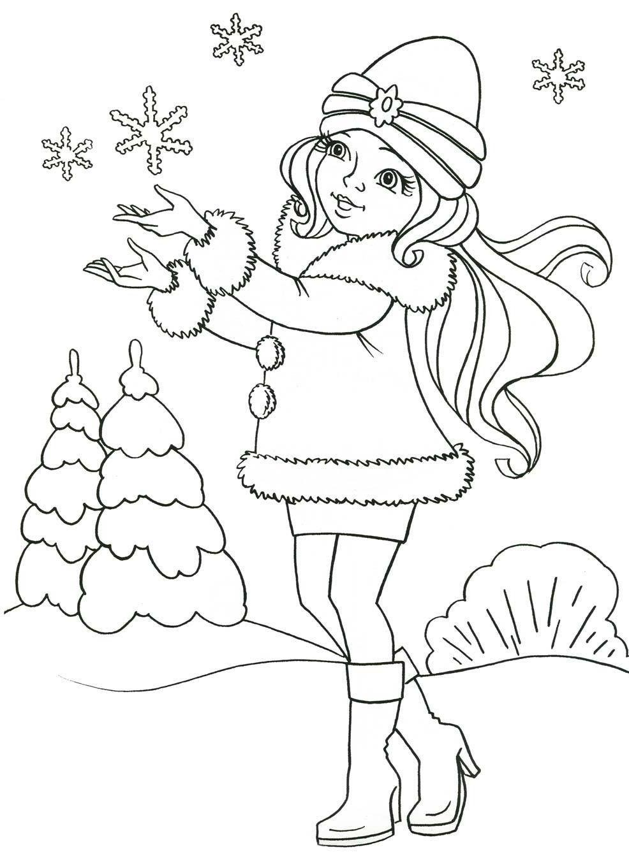 Ausmalbilder malvorlagen schneeflocke kostenlos zum